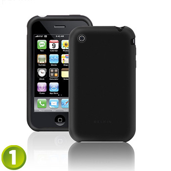 Belkin Silicone Sleeve for iPhone 3G and iPhone 3GS