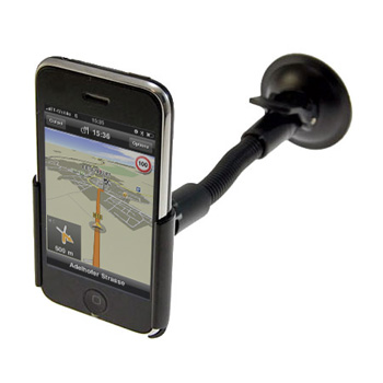Using Sat Nav on the iPhone 3G and iPhone 3GS | Mobile Fun Blog