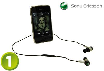 Sony Ericsson HBH-IS800 Stereo Bluetooth Headphones
