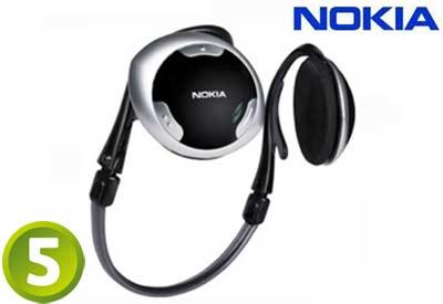 Nokia BH-501 Stereo Bluetooth Headphones