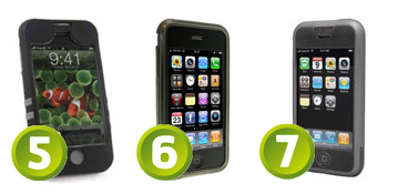 iPhone 3G and iPhone 3GS Silicone Covers