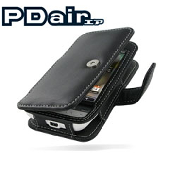 PDair Leather Book Case - HTC Hero