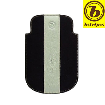 Bstripes Leather Case - HTC Touch Diamond2