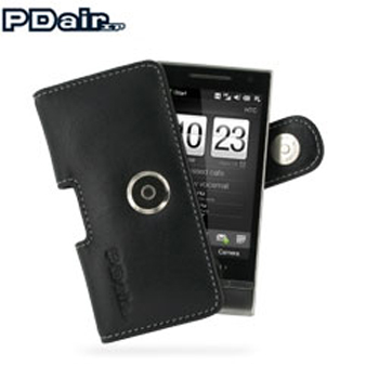PDair Leather Pouch Case - HTC Touch Diamond2