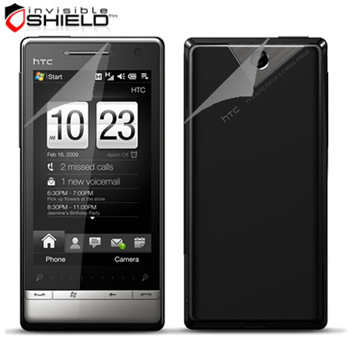 InvisibleSHIELD for the HTC Touch Diamond2