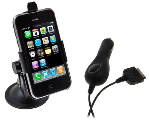 iPhone 3G Car Pack
