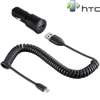 Chargeur Voiture Micro USB CC C200 pour HTC HD2