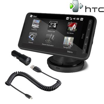 Mise à Jour de Kit Voiture  CU S400 pour HTC HD2