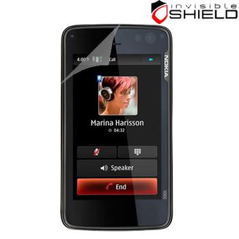 Protection d'Ecran InvisibleSHIELD - Nokia N900