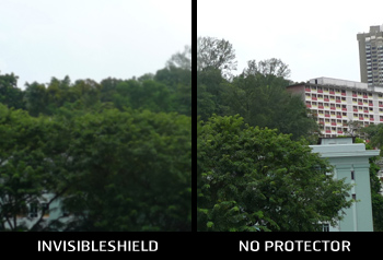 InvisibleSHIELD Screen Protection
