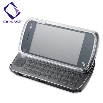 Capdase Soft Jacket 2 Advanced - Nokia N97 Black