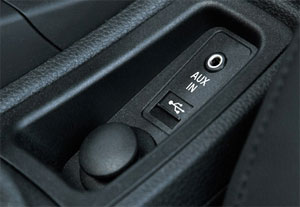 Factory Fit Options - USB & Aux In