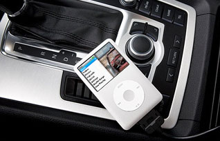 Connect your iPod to your Car