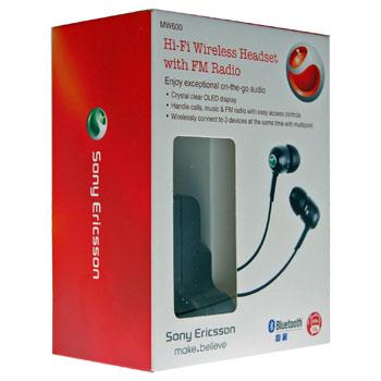 Sony Ericsson MW600 Stereo Bluetooth Headset