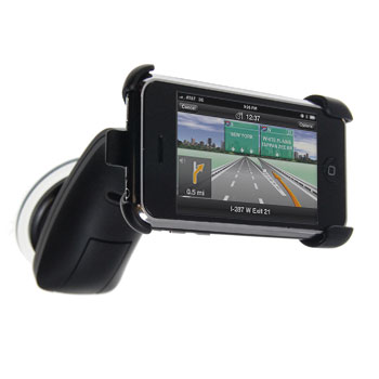Navigon Car holder for iPhone