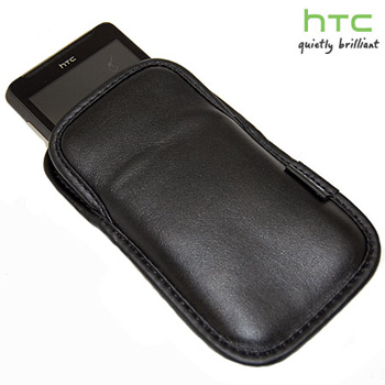 HTC PO S491 HD Mini Standard Leather Pouch