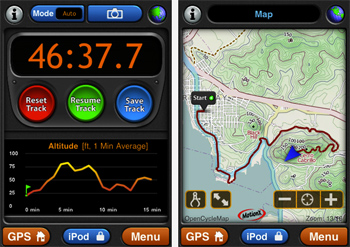 MotionX GPS - Available from the App Store