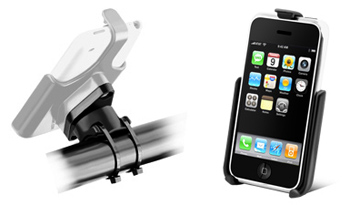 Ram Mount Simple and effective mount for iPhone