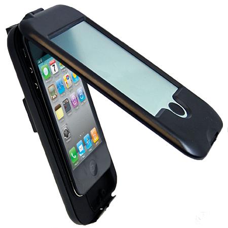 tigra bikeconsole with iphone 4   mobile fun blog