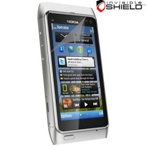 InvisibleShield Nokia N8 Screen Protector