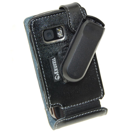 Nokia 5230 Krusell Case with belt clip | Mobile Fun Blog