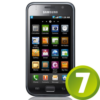 Samsung i9000 Galaxy S - 8GB