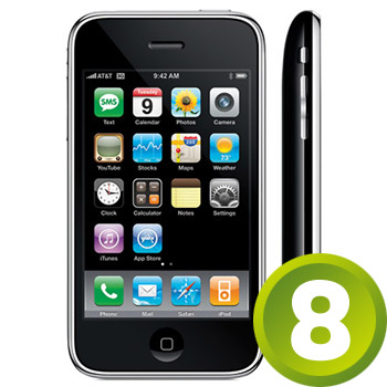 8th Place - iPhone 3G