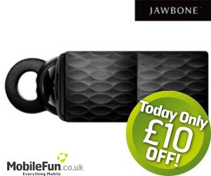 Jawbone Icon - The Thinker