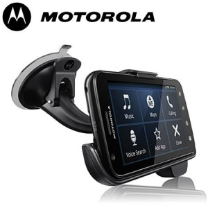 Motorola Atrix Vehicle Dock
