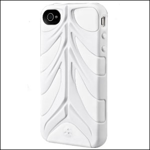 Switcheasy Capsule Rebel Case for iPhone 4 - White