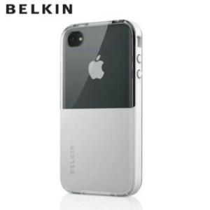 White iPhone 4 case