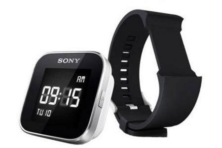 Montre Android Sony SmartWatch