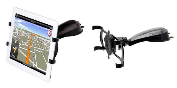 Cellular Line's CRAB SuperGrip Tablet Car Holder | Mobile