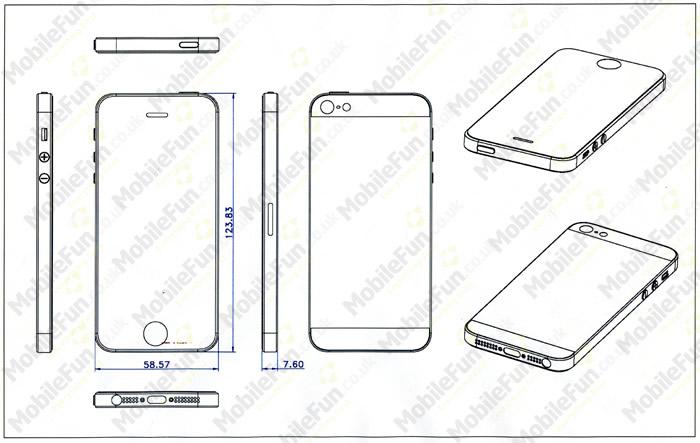 Dimension Iphone  Plus Cm