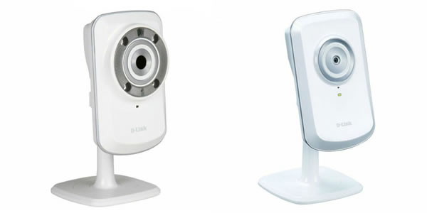 MyDLink Wireless Home Network cameras offer easy home ...