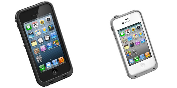 Lifeproof iPhone 5 case available for pre-order now : Mobile Fun Blog