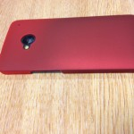 Belkin Micra Fine Ultra Thin Case for HTC One back