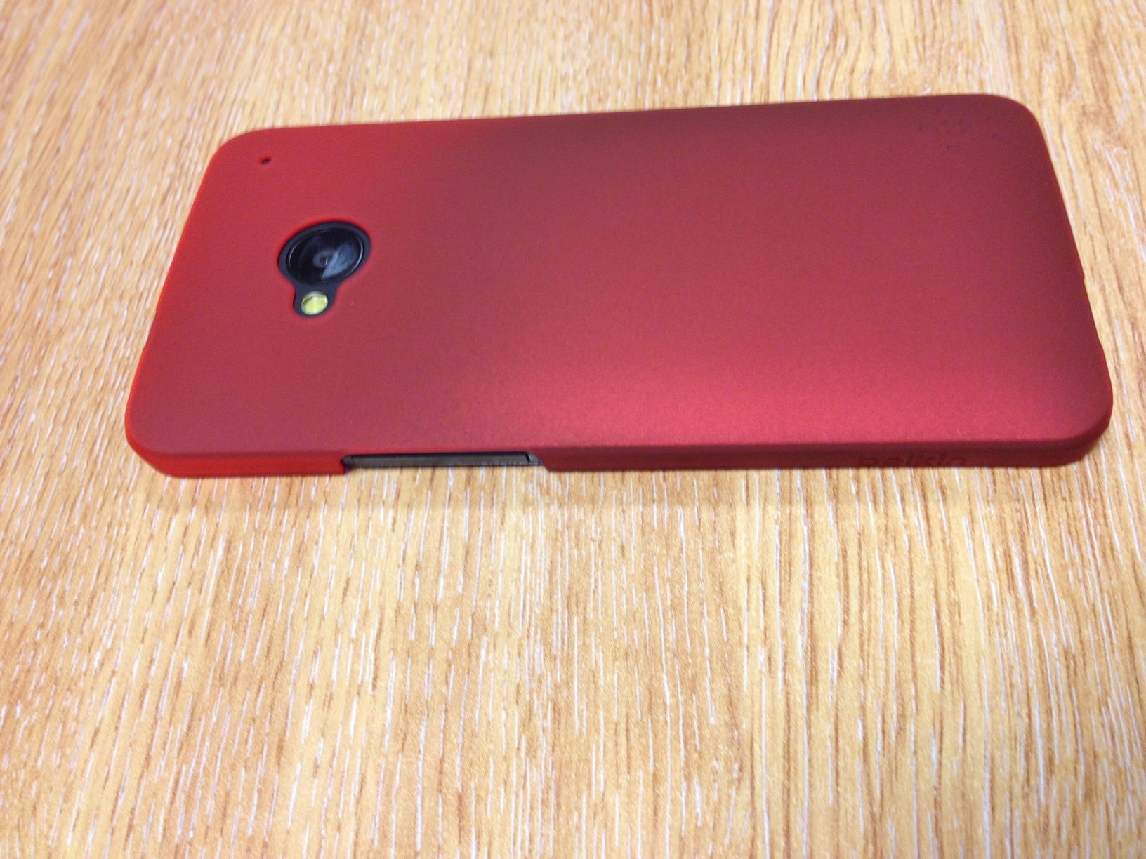Belkin Micra Fine Ultra Thin Case for HTC One back ...