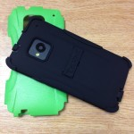 Trident Aegis Case for HTC One soft shell on
