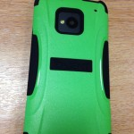 Trident Aegis Case for HTC One back vertical