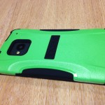 Trident Aegis Case for HTC One back horizontal