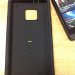 Trident Aegis Case for HTC One inside