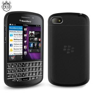 FlexiShield Case for BlackBerry Q10