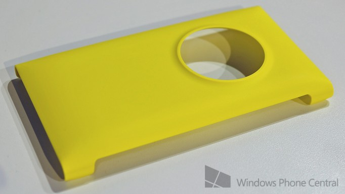 Wireless Charging Shell For Nokia Lumia 1020 Coming Soon
