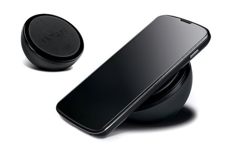 LG Nexus 4 Wireless Charging Orb