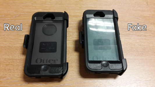 huge discount 586b2 42758 How to spot fake Otterboxes | Mobile Fun Blog