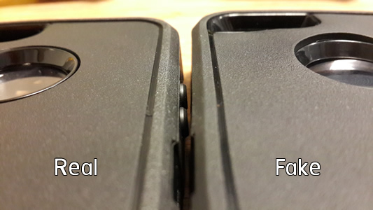 huge discount fe0bc b3802 How to spot fake Otterboxes | Mobile Fun Blog