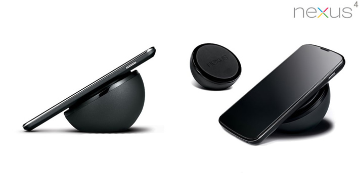 Nexus 4 And New Nexus 7 Qi Wireless Charging Orb Finally Available Mobile Fun Blog