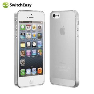 SwitchEasy Nude Transparent Ultra Thin Hard-Shell Case