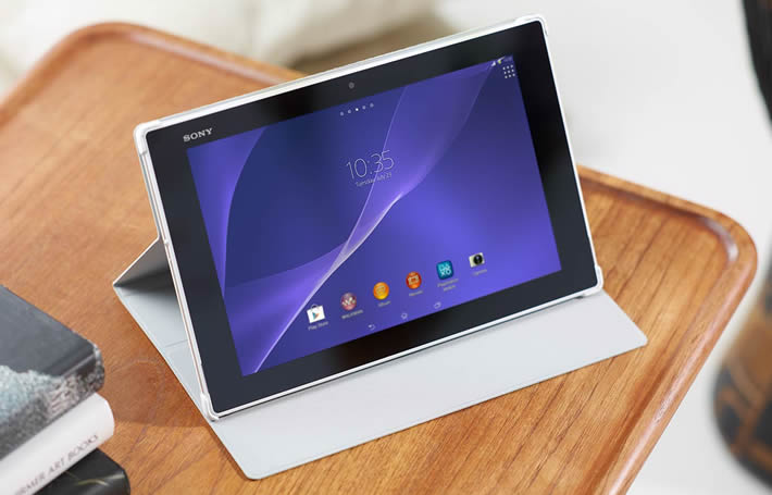 purple sony xperia z2 official sony xperia z2 tablet accessories launched mobile fun blog